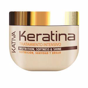 Mascarilla con keratina - Mascarilla antiencrespamiento KERATINA tratamiento intensivo nutrition Kativa