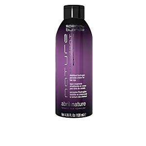 NATURE OXYDANT SPECIAL BLONDE hydrogen peroxide cream 120 ml
