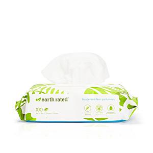 Wet wipes for pets TOALLITAS MASCOTA bio #sin perfume Earth Rated