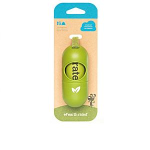 Poepzakjes en houders DISPENSADOR BOLSAS mascota con bolsas #sin perfume Earth Rated