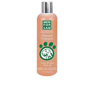 Pet Shampoo CHAMPÚ PERRO aceite de visón Men For San
