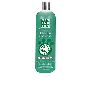 Pet Shampoo CHAMPÚ PERRO repelente de insectos con citronela Men For San