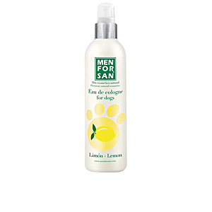 Perfume para mascotas EAU DE COLOGNE FOR DOGS #limón Men For San