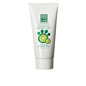 Skin and hair care PROTECTOR SOLAR PERROS Y GATOS factor SPF30 Men For San