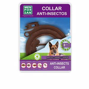 Colarinhos de pulgas COLLAR perros anti-insectos Men For San
