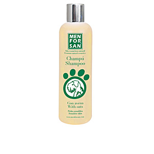Pet Shampoo CHAMPÚ PERRO con avena Men For San