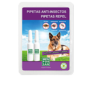 Pipetas PIPETAS perro ant-insectos Men For San