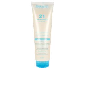 Anti frizz shampoo - Moisturizing shampoo SALERM 21 shampoo Salerm