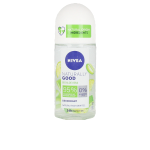 Desodorante NATURALLY GOOD ALOE VERA deo roll-on Nivea
