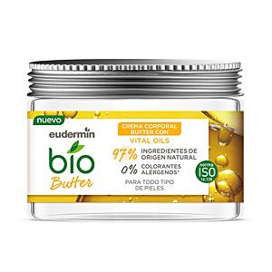 Body moisturiser BIO BUTTER hidratante corporal tarro Eudermin