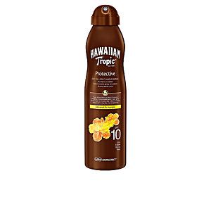 Corps COCONUT & MANGO OIL bruma SPF10 spray Hawaiian Tropic