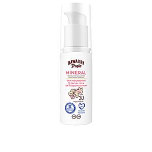 Visage MINERAL facial protective milk SPF30 Hawaiian Tropic