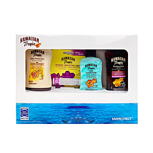 Body HAWAIIAN TROPIC TRAVEL SET Hawaiian Tropic