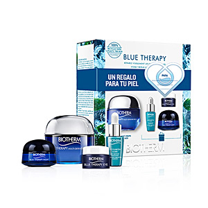 Skincare set BLUE THERAPY MULTI-DEFENDER SET Biotherm