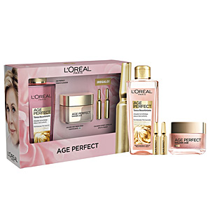 Set cosmética facial AGE PERFECT GOLDEN AGE LOTE L'Oréal París