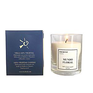 Aromatherapy VELA RECTO aroma mundo floral Focdenit