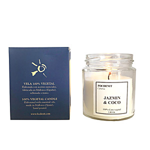 Aromatherapy VELA ROSCA aroma jazmin - coco Focdenit