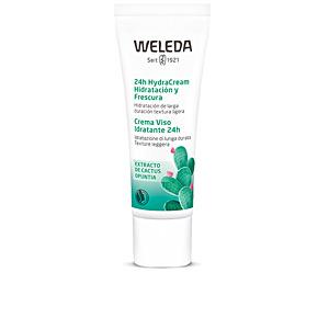 Tratamiento Facial Hidratante CACTUS OPUNTIA 24h hydracream hidratación y frescura Weleda