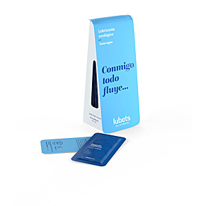 Intimate lubricants LUBRICANTE ECOLÓGICO base agua Lubets