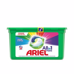 Detergente ARIEL PODS COLOR 3en1 detergente Ariel