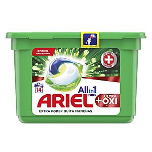 Detergente ARIEL PODS ULTRA OXI 3en1 detergente Ariel