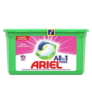Detergente ARIEL PODS SENSACIONES 3en1 detergente Ariel