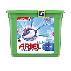 Detergente ARIEL PODS SUAVIZANTE 3en1 detergente Ariel