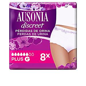Urinary incontinence - Compress DISCREET BOUTIQUE PLUS TG pants Ausonia