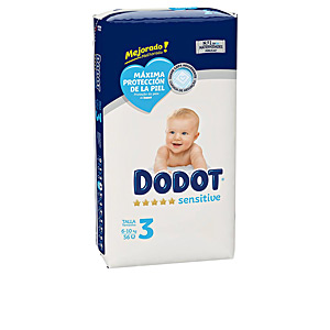Higiene Niños - Pañales DODOT SENSITIVE T3 pañales 6-10 kg Dodot