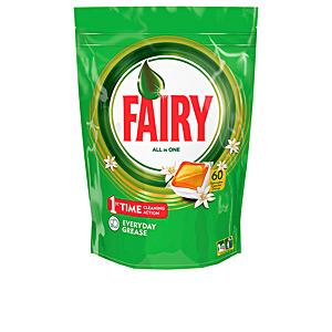 Dishwasher detergent FAIRY TODO EN 1 NARANJA lavavajillas Fairy