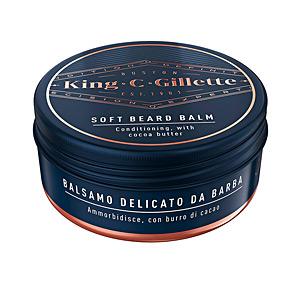 Beard care GILLETTE KING soft beard balm Gillette