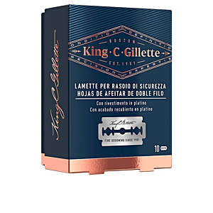 Razor blade GILLETTE KING double edge replacement blades Gillette