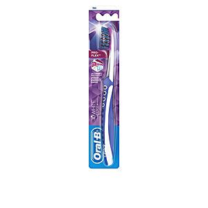 Toothbrush 3D WHITE PRO-FLEX LUXE cepillo dental #medio Oral-B