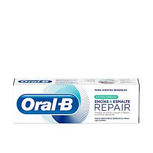 Toothpaste ENCIAS & ESMALTE REPAIR extra fresco pasta dentífrica Oral-B