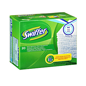 Outros produtos de limpeza MOPA ATRAPA-POLVO recambio seco Swiffer