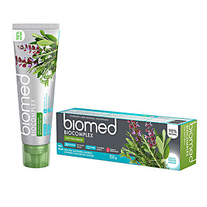Toothpaste BIOMED BIOCOMPLEX dentífrico Splat