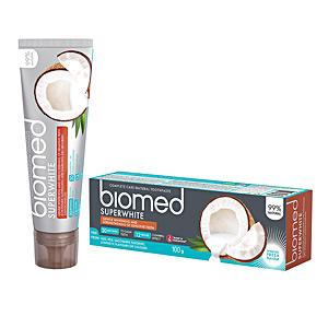 BIOMED SUPERWHITE dentífrico