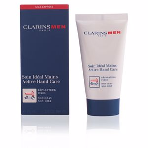 Hand cream & treatments MEN soin idéal mains Clarins