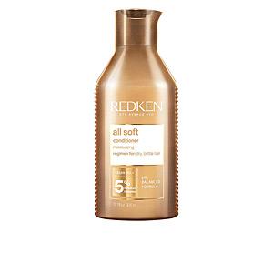 Hair repair conditioner ALL SOFT conditioner Redken