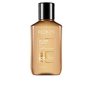Hair moisturizer treatment - Hair repair treatment ALL SOFT argan oil Redken