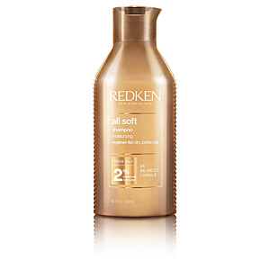 Shampoo cabelo quebrado - Shampoo hidratante ALL SOFT shampoo Redken