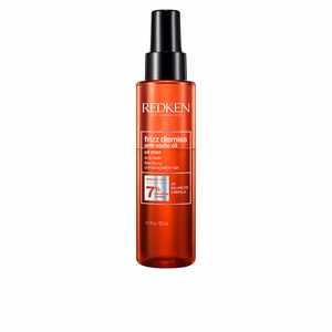Hair moisturizer treatment - Anti-frizz treatment FRIZZ DISMISS anti-static oil mist Redken
