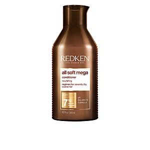Detangling conditioner - Hair repair conditioner ALL SOFT MEGA conditioner Redken