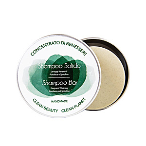 Volumizing shampoo - Moisturizing shampoo - Solid shampoo BIO SOLID shampoo bar Biocosme