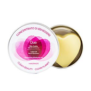 Body moisturiser - Body firming  BIO SOLID oil natural hydratation Biocosme