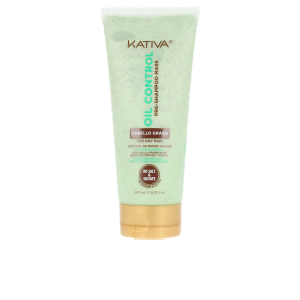 Mascarilla reparadora OIL CONTROL pre-shampoo mask Kativa