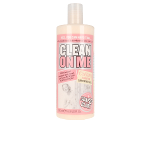 Gel de baño - Jabón perfumado CLEAN ON ME creamy clarifying shower gel Soap & Glory