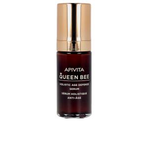 Anti aging cream & anti wrinkle treatment - Skin tightening & firming cream  QUEEN BEE age defense serum Apivita