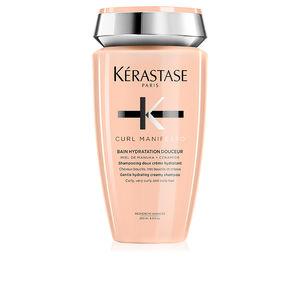Shampoo cabelo cacheado CURL MANIFESTO bain hydratation douceur Kérastase