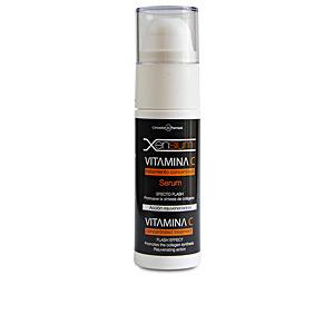 Flash effect - Antioxidant treatment cream XENSIUM Serum Vitamina C Xesnsium